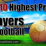 Top 10 Players with Highest Market Values